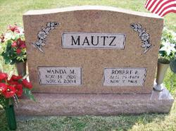 Wanda Mae <I>Noce</I> Mautz