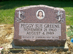 Peggy Sue <I>Wolfe</I> Greene