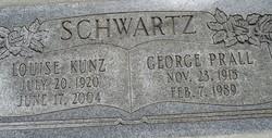 George Prall Schwartz