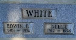 Edwin E White