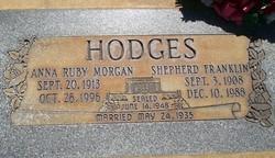 Shepherd Franklin Hodges