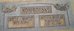 Arthur William Komrofske