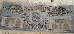 Bernice Glen <I>Allen</I> Solomon