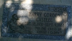 Harry Gordon Casteel