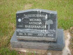 Michael Anthony Harshbarger