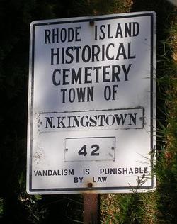 Quidnessett Memorial Cemetery