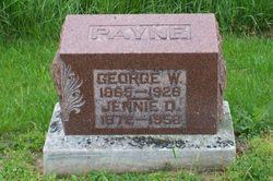 George W Payne