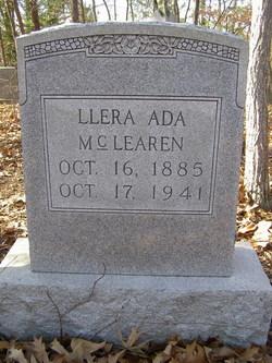 Llera Ada McLearen