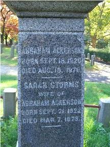 Abraham Ackerson