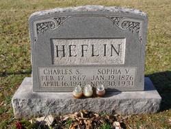 "Charles S. ""Shad"" Heflin"