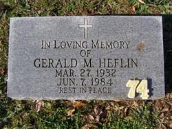 Gerald M. Heflin
