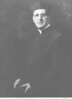 Rev John A. McKeever