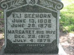 Margaret <I>Hoggins</I> Seehorn