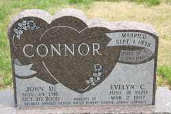 evelyn catherine <I>bracha</I> connor