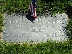 Larry Oran Hawkins