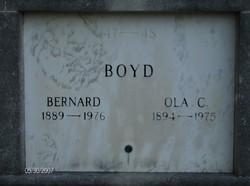 Bernard Boyd