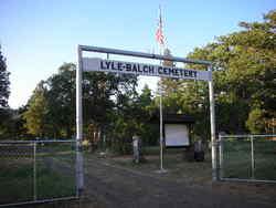 Lyle-Balch Cemetery