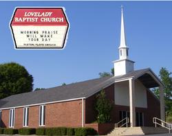 Lovelady Baptist Church Cemetery