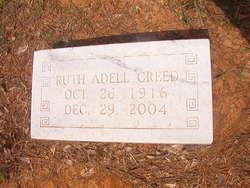 Ruth Adell <I>Gresham</I> Creed