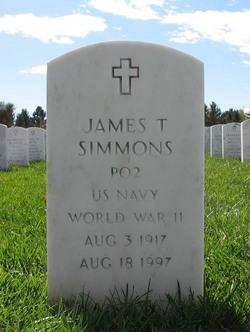 James T Simmons