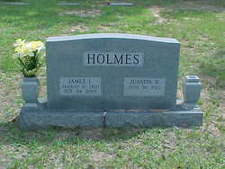 Dr James Louis Holmes