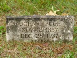 John Frederick Pugh