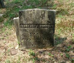 Clarence A Simmons