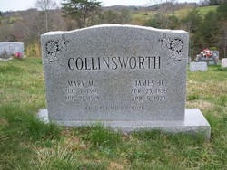 Mary M. <I>Ratliff</I> Collinsworth