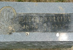 Mary A. <I>Simon</I> Duvelius