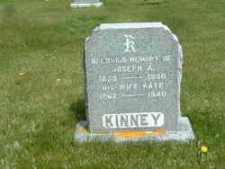 Joseph Albert Kinney