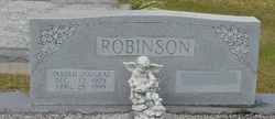 Harold Douglas Robinson