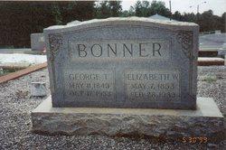 Elizabeth <I>Wood</I> Bonner