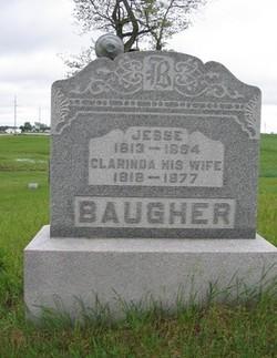 Clarinda Tindle Baugher