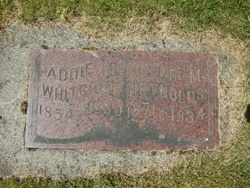 Addie Eliza Julia Jane <I>Miller</I> Whitcomb
