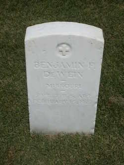Benjamin F Dewein