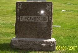 Hazel K Alexanderson