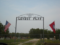 Levisy Flat Cemetery