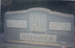 Lidie E. <I>Duffey</I> Bonner