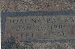 Joanna <I>Banks</I> Bonner