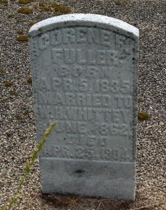 Corene F. <I>Fuller</I> Whittey