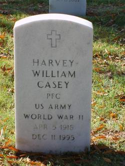 Harvey William Casey