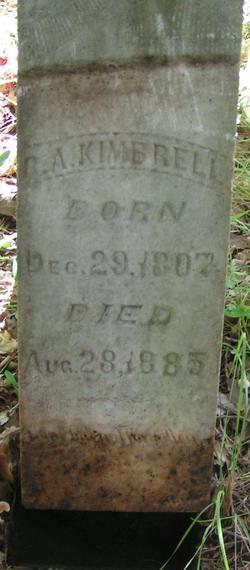 Benjamin Alexander Kimbrell