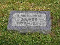 Minnie <I>Imbroden</I> Gouker