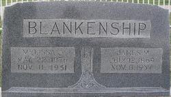 Melissa Jane <I>Dozier</I> Blankenship