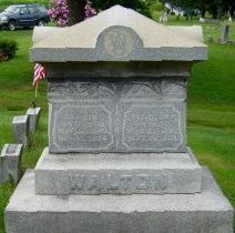 Elizabeth <I>Hannah</I> Walton