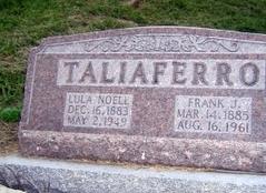 Frank Joseph Taliaferro