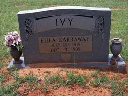 Eula <I>Carraway</I> Ivy