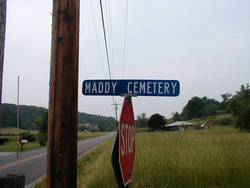 Maddy Cemetery