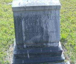 George W Shirley