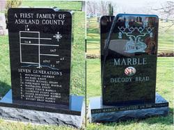 DeCody Brad Marble